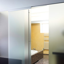 GM TOPROLL 100 | Glass room doors | Glas Marte