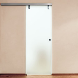 GM TOPROLL 100 | Internal doors | Glas Marte