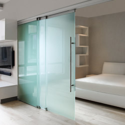 GM TOPROLL 10/14 | Glass room doors | Glas Marte