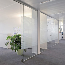 GM TOPROLL BALANCE | Glass room doors | Glas Marte