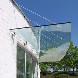 GM OVERHEAD | Glass porches | Glas Marte