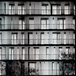 GM TOPROLL Fassade 10/14 | Facade constructions | Glas Marte