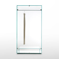 Prism Glass Closet | Lockers | Glas Italia