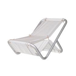 Barlovento & Sotavento alu-lounger | Garden armchairs | DVELAS