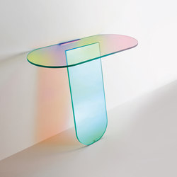Shimmer consolle | Console tables | Glas Italia
