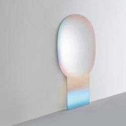 Shimmer specchio | Spiegel | Glas Italia