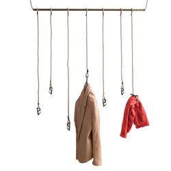 Garrucho hangers | Percheros de ganchos | DVELAS
