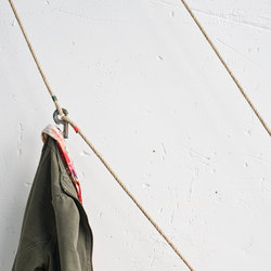 Driza hangers | Ceiling mounted coat racks | DVELAS