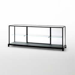 Wunderkammer | Display cabinets | Glas Italia