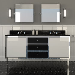 Jazz 3 Vanity unit | Vanity units | Devon&Devon
