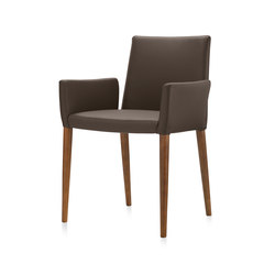 Bella P W armchair | Visitors chairs / Side chairs | Frag