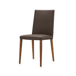Bella H W side chair | Chaises de restaurant | Frag