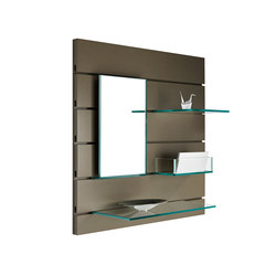 In-fila 02 | Wall shelves | Tonelli