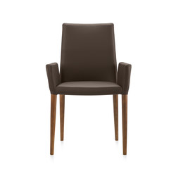 Bella HP W armchair | Visitors chairs / Side chairs | Frag