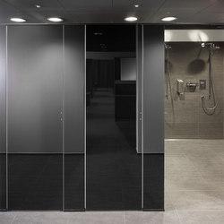 GM CABINMART® Türen und Trennwände | Systémes de paroi de séparation | Glas Marte