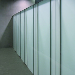 GM CABINMART® Türen und Trennwände | Partitions | Glas Marte