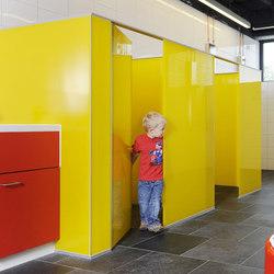 GM CABINMART® für Kinder | Systémes de paroi de séparation | Glas Marte