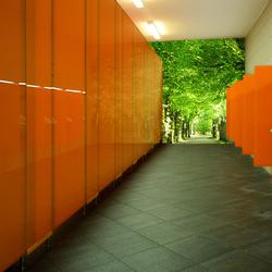GM CABINMART® mit Bodenfreiheit | Wall partition systems | Glas Marte