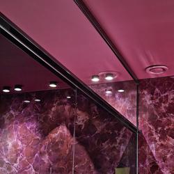 GM CABINMART® mit Oberlicht | Systémes de paroi de séparation | Glas Marte