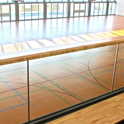GM RAILING® Epic | Glass balustrade panels | Glas Marte