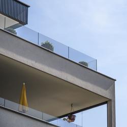 GM RAILING® Front | Acristalamiento de balcones | Glas Marte