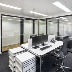 GM MARTITION® Plus | Sound absorbing architectural systems | Glas Marte