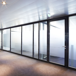GM MARTITION® Plus   Sound absorbing architectural systems   Glas Marte