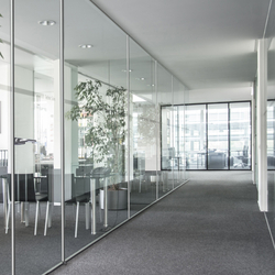 GM MARTITION® Light | Trennwandsysteme | Glas Marte