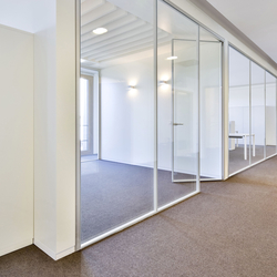 GM MARTITION® Light | Wall partition systems | Glas Marte