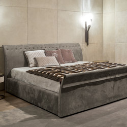 Charme Bed | Double beds | Longhi