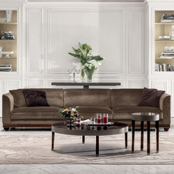 Chopin classic | Lounge sofas | Longhi S.p.a.
