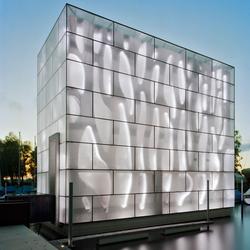 ICE-H® | Ejemplos de fachadas | Glas Marte