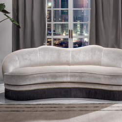 Daisy | Lounge sofas | Longhi S.p.a.