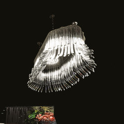 Dalma | Suspended lights | Longhi S.p.a.