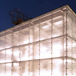 ICE-H® | Fassadenbeispiele | Glas Marte