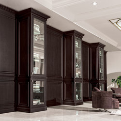 Heritage   Display cabinets   Longhi S.p.a.