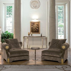 Hoffman | Lounge chairs | Longhi