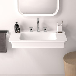 Novecento XL | Wash basins | Agape