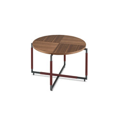 Bak | CT O side table | Tavolini bassi | Frag