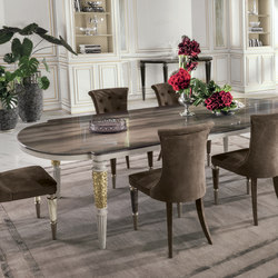 Layton | Dining tables | Longhi S.p.a.