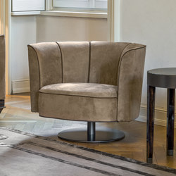 Ludwig | Lounge chairs | Longhi