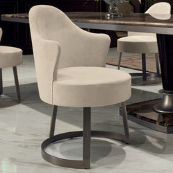 Margot | Restaurant chairs | Longhi