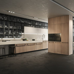 Opera | Fitted kitchens | Snaidero