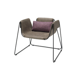 Arché | armchair | Lounge chairs | Frag