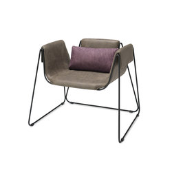Arché armchair | Lounge chairs | Frag
