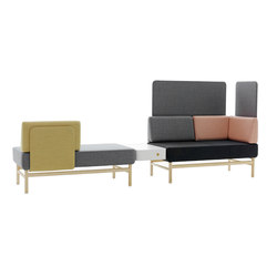 Pop Sofa | Modular seating systems | Gärsnäs