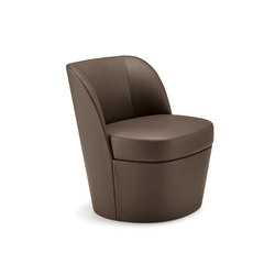Tam Tam lounge armchair mono | bi-material | Sillones lounge | Frag