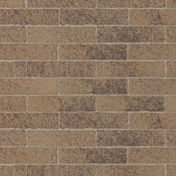 Brikk beige-braun | Paving stones | Metten