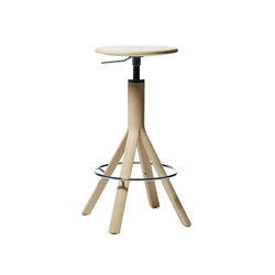 Pop Stool | Taburetes de bar | Gärsnäs