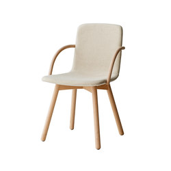 Flake chair | Sillas de visita | Gärsnäs